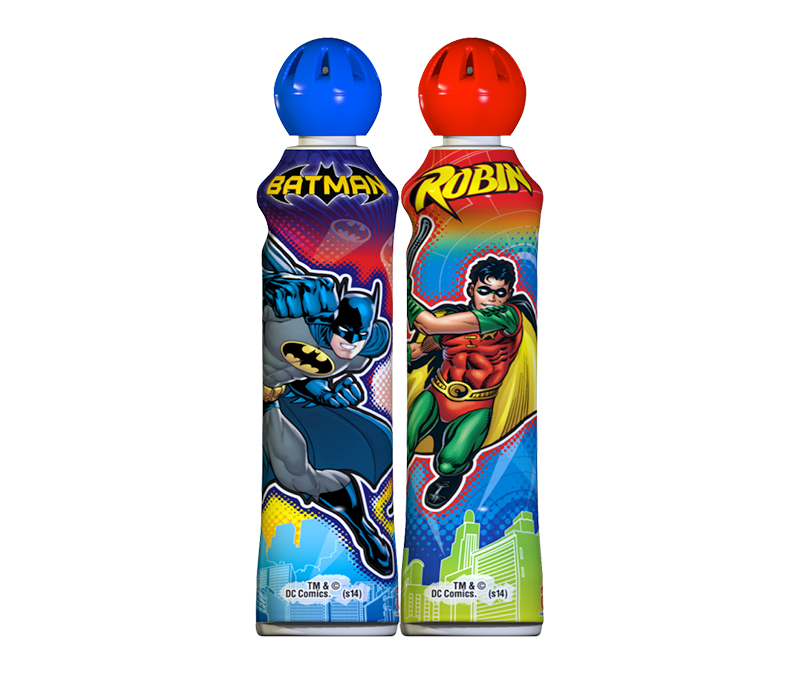 Batman and Robin - Mini-Tip Bingo Ink