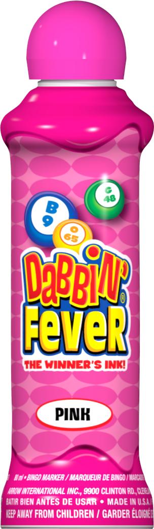 Pink Dabbin' Fever Ink
