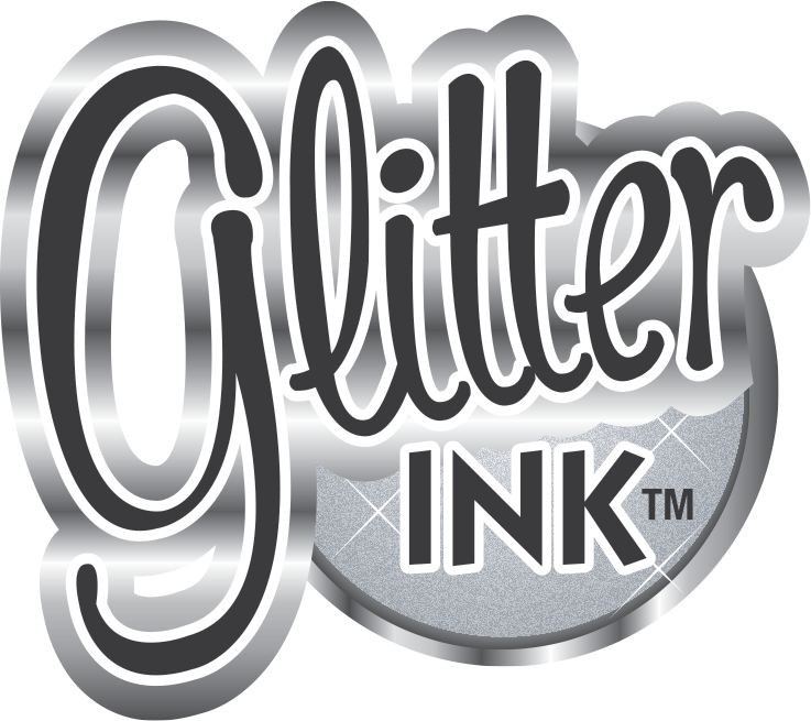 Arrow International Glitter Bingo Ink