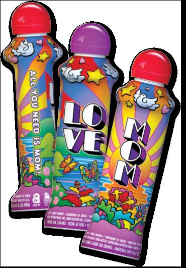 Mother's Day Bingo Ink Bottles