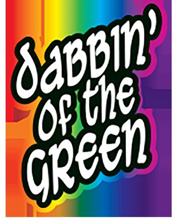 St. Patrick's Day Bingo Ink Marker