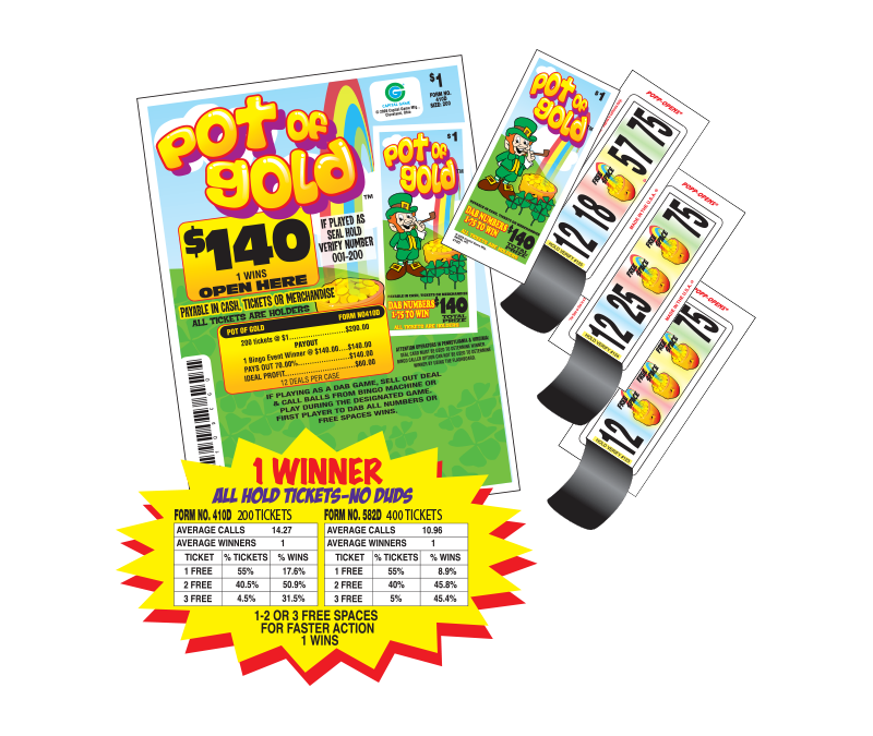 Pot of Gold Event Game
