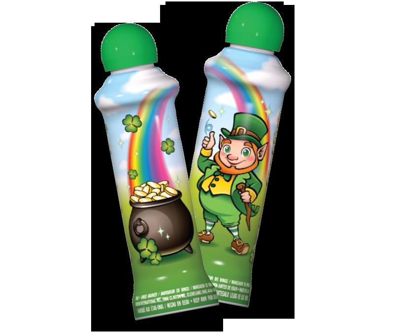 St. Patrick's Day Bingo Ink Markers