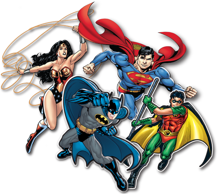 DC Comics Super Heroes