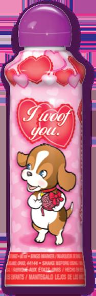 Valentine Puppy Bingo Ink