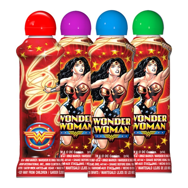 Wonder Woman - Licensed and Novelty Ink